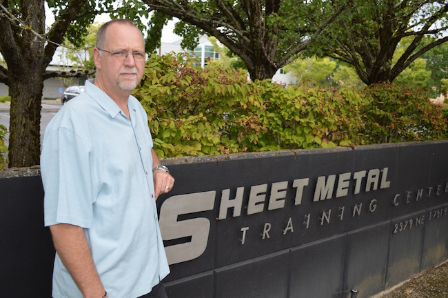 New Business Manager At Sheet Metal Local 16 Charlie